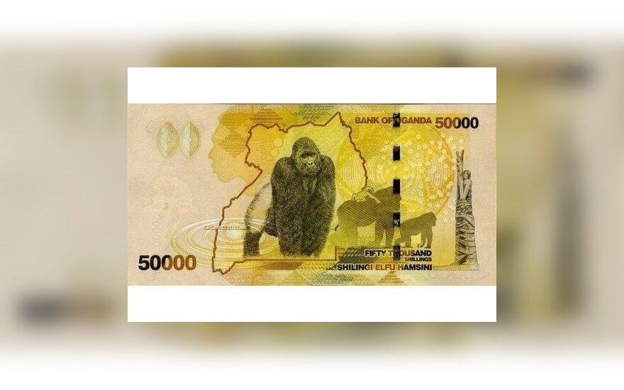 Ugandos valiuta