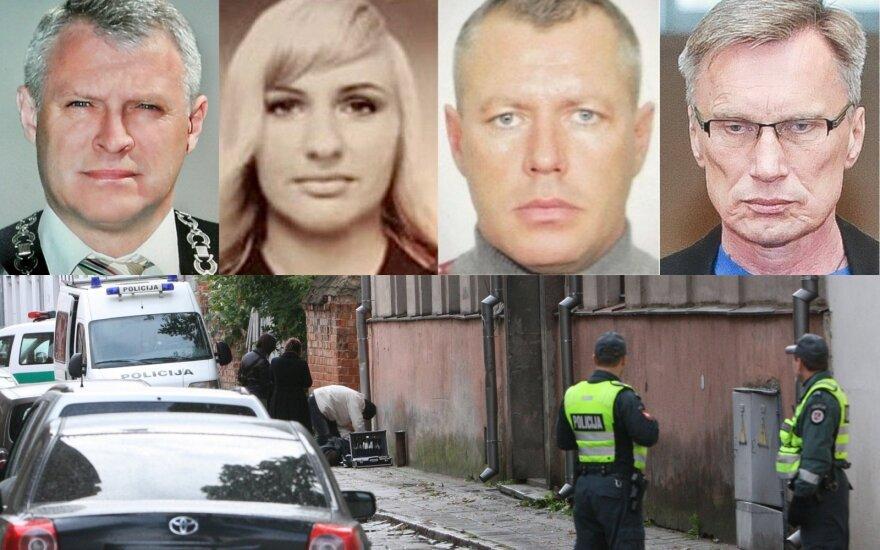 Jonas Furmanavičius, Violeta Naruševičienė, Drąsius Kedys, Raimundas Ivanauskas