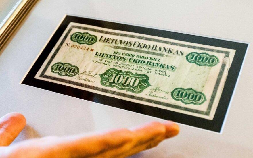 Investuotojai prašo tyrimo dėl prekybos Ūkio banko akcijomis