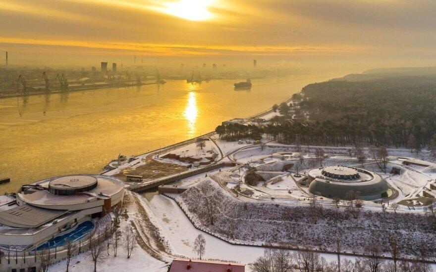 Atnaujintas Jūrų muziejus