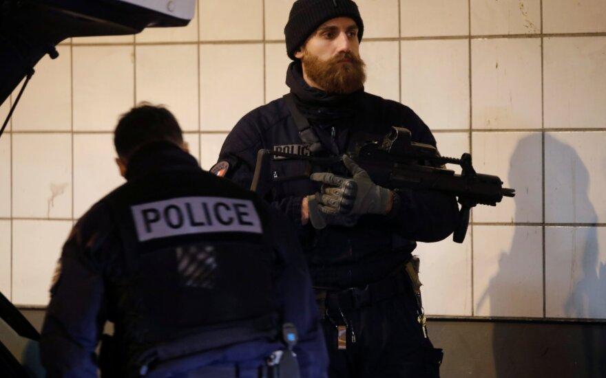 Penktadienio išpuolis Paryžiuje laikomas teroro aktu
