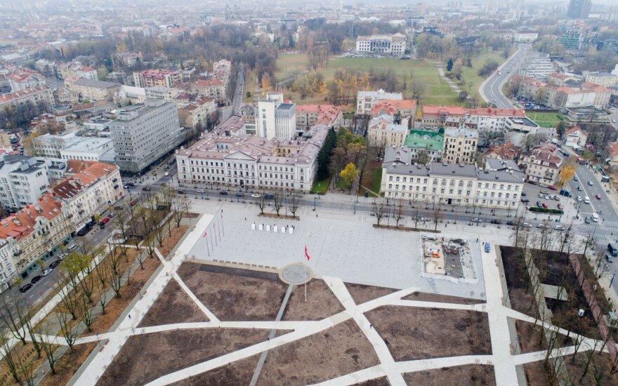 Įvertino naują Lukiškių aikštės memorialo projektą: įžūliai paminta laisvės siekio idėja