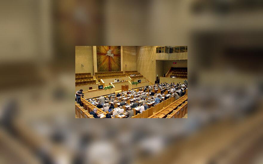 Seimas, parlamentas