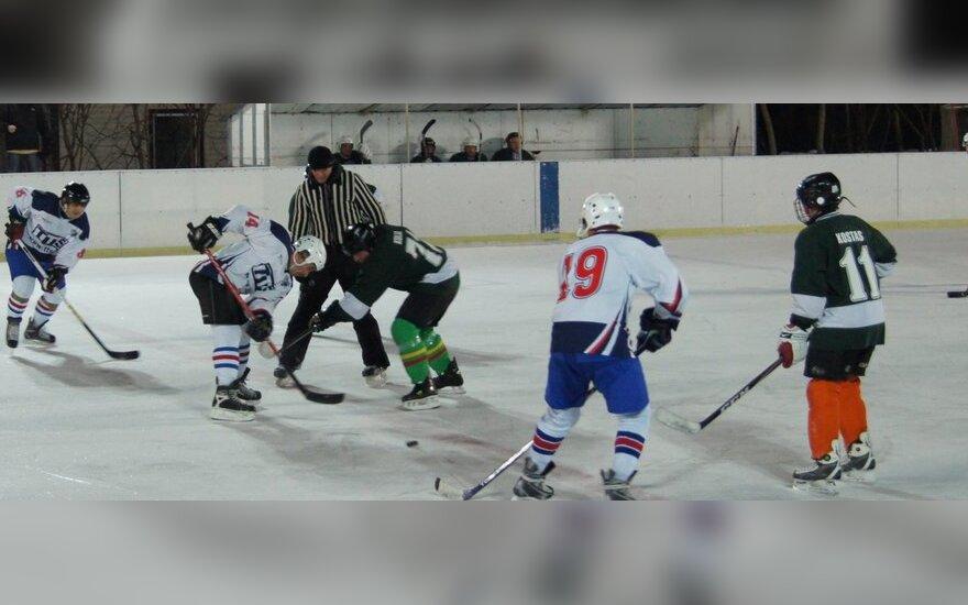 Aukštaitijos ledo ritulio čempionatas