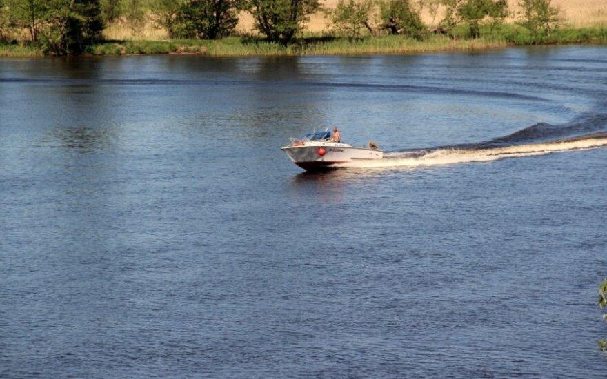 Padaugėjo vandens telkinių, kur leidžiama plaukioti motorinėmis valtimis
