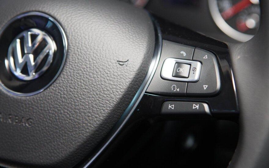 """Ispanija ragina ištirti """"Volkswagen"""" skandalą"""