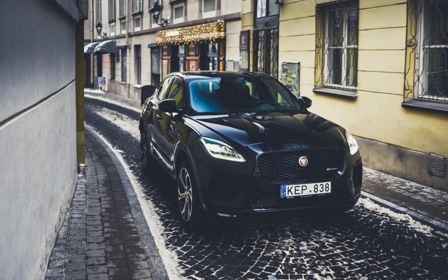"""""""Jaguar E-Pace"""""""
