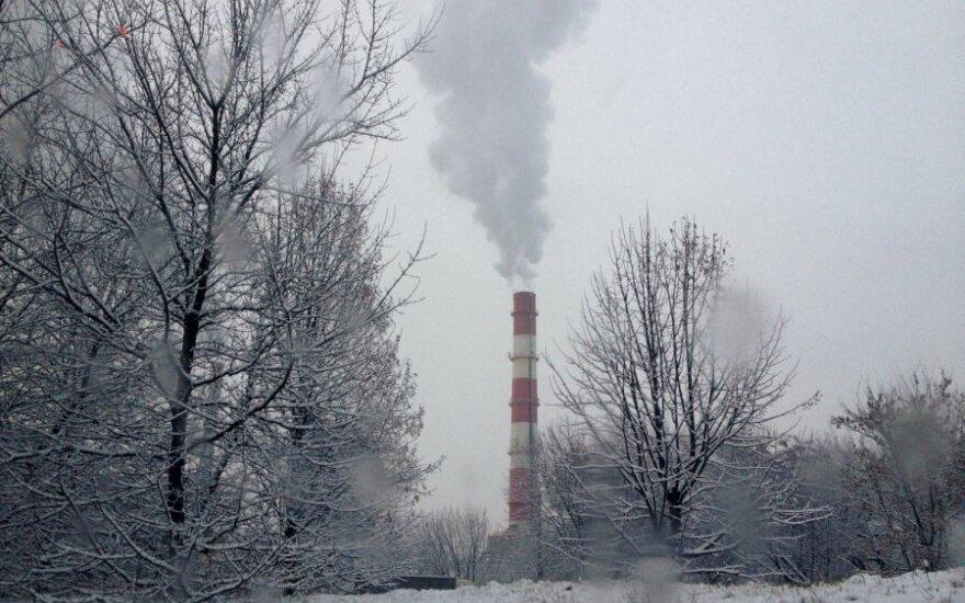 Klaipėdiečiai jau skundžiasi galima naujos jėgainės tarša