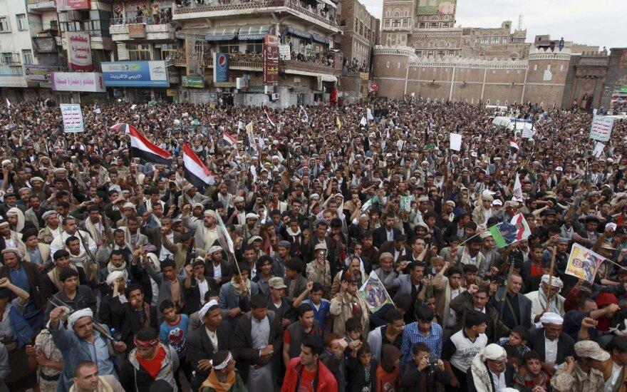 Jemenas nutraukė diplomatinius santykius su Iranu