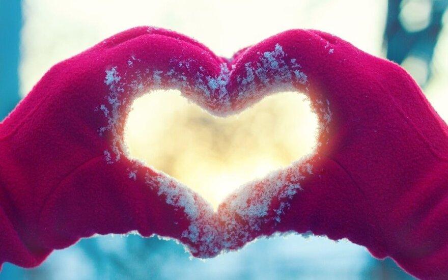 Astrologės Lolitos prognozė vasario 14 d.: romantiškų jausmų proveržio diena