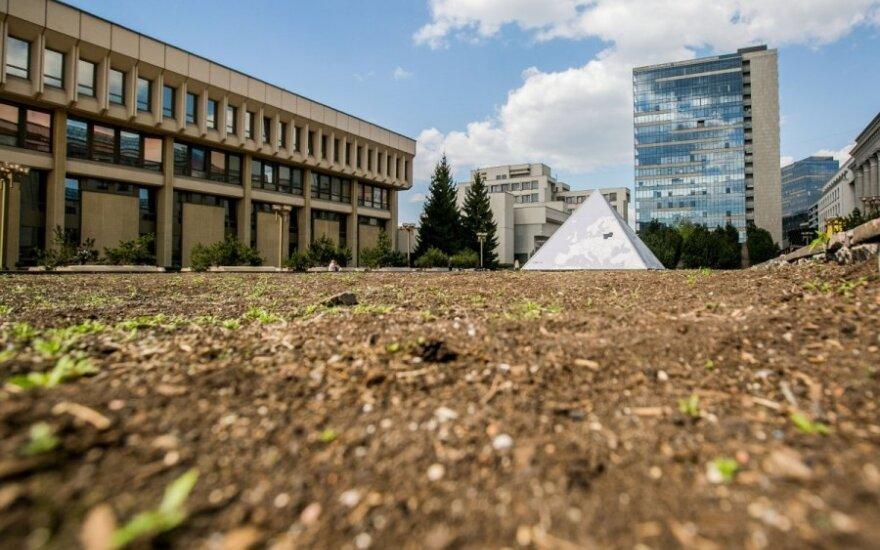 Abiturientės apsilankymas Seime: tikėjausi visiškai ne to