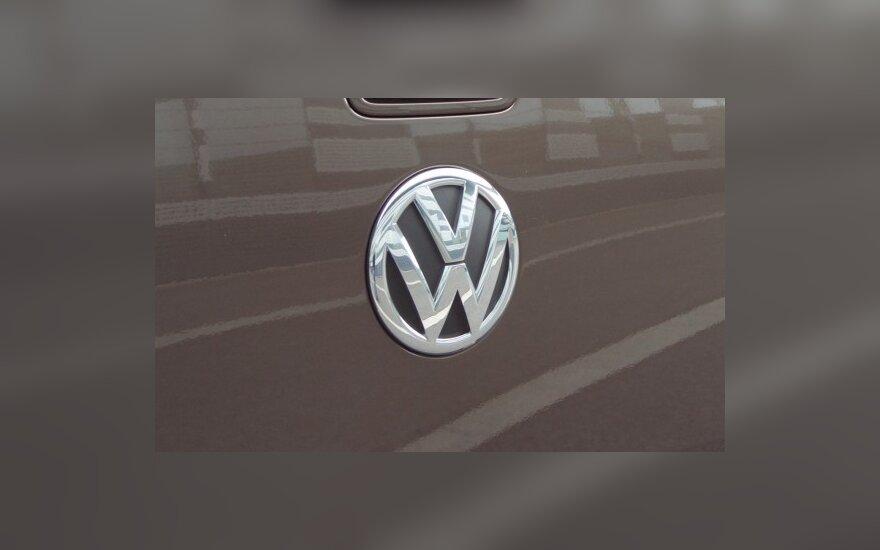 """Volkswagen AG"" per 7 mėnesius pardavė 4,16 mln. automobilių"