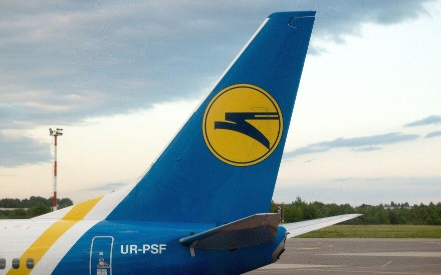"""Kauno savivaldybė tikisi į miesto oro uostą pritraukti """"Ukraine International Airlines"""""""