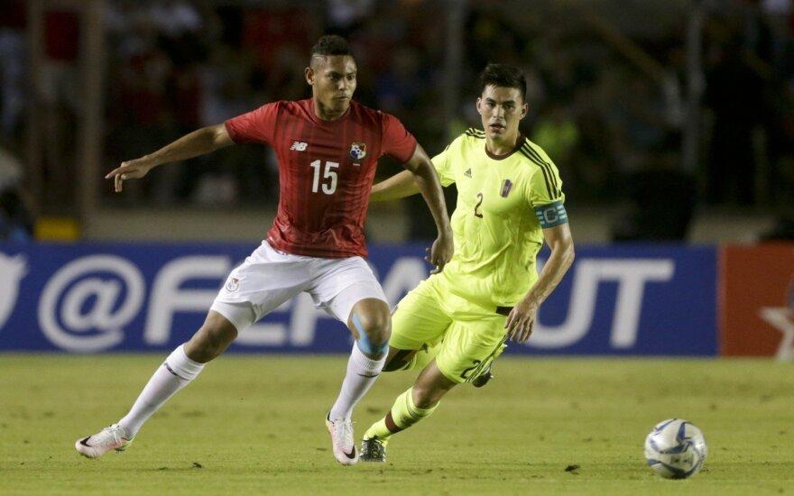 Futbolas: Panama - Venesuela