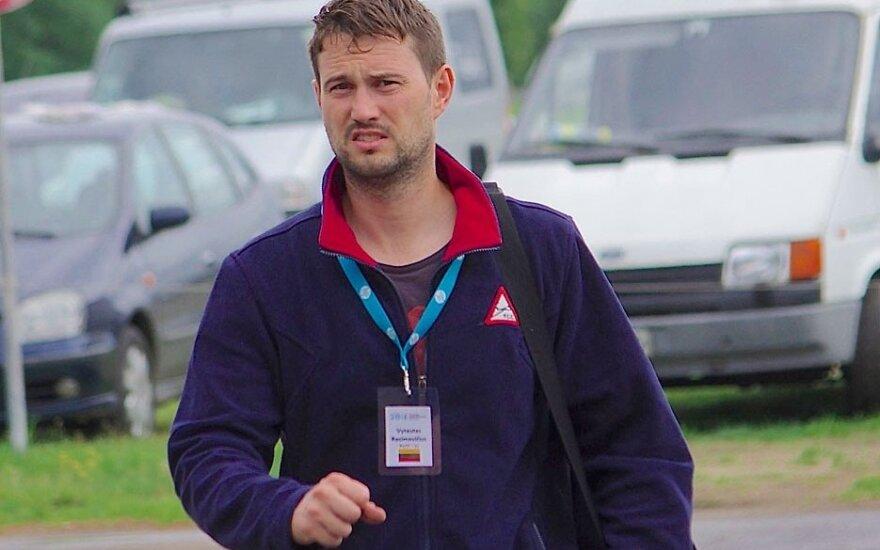 Vytautas Rasimavičius (kvitrina.com nuotr.)