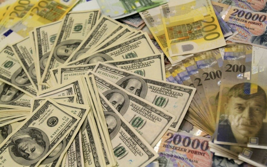 Falling dollar hits Lithuanian exports