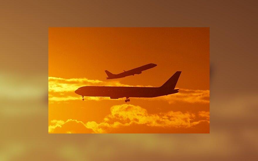 EK uždraudė penktai oro bendrovei skraidyti į ES