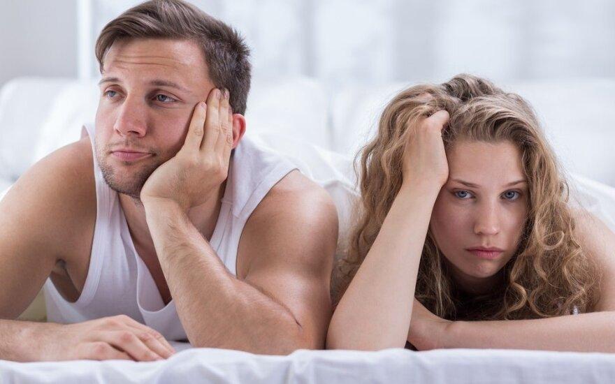 Prieš kaltindama jį, paskaityk: netikėtas dalykas, išgelbėjęs santuoką