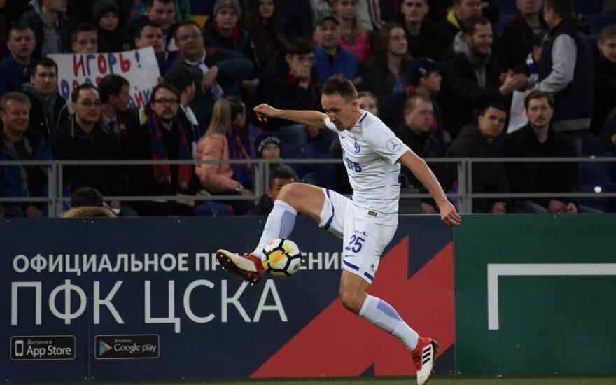 """Vladimiras Fedorenko, Maskvos """"Dinamo"""""""