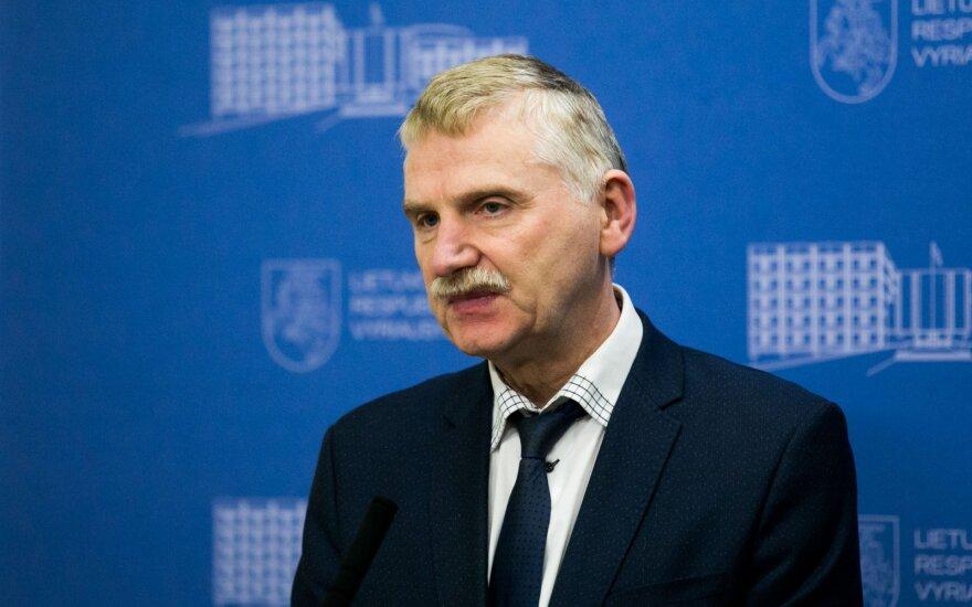 Kauno klinikinės ligoninės vadovui Naudžiūnui numatomos pareigos jungtinėje ligoninėje