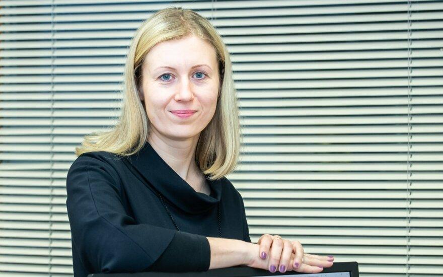 Iki kovo pabaigos Seimo kanceliarijai laikinai vadovaus Vaida Servetkienė
