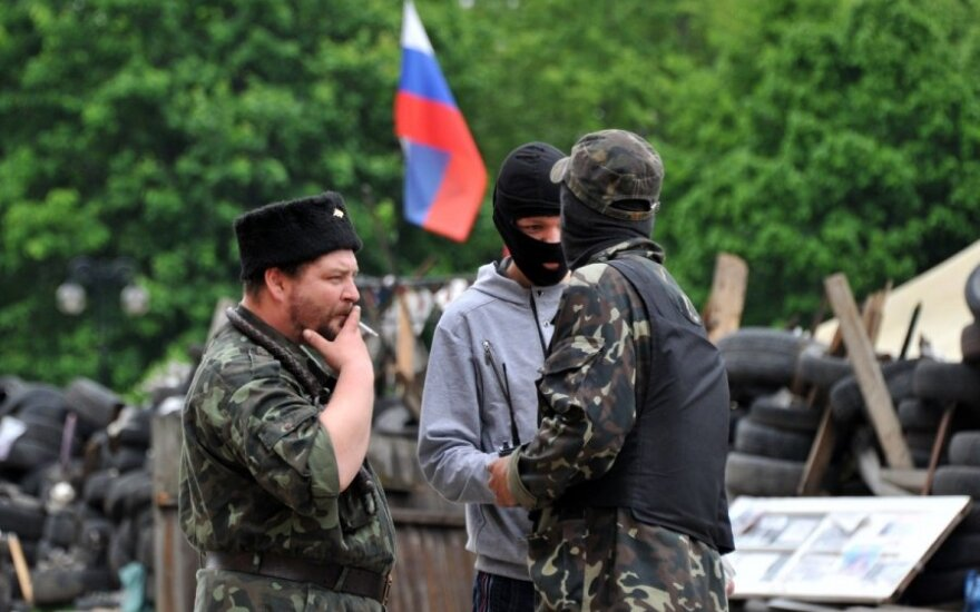 "Baltics consider recognizing Donetsk and Luhansk ""People's Republics"" as terrorist organizations"