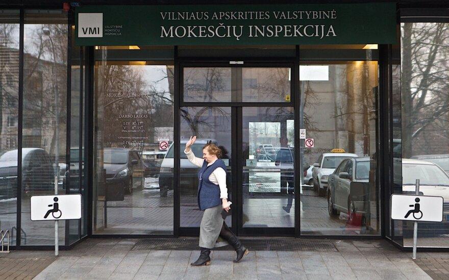 Vilniaus mokesčių inspekcija