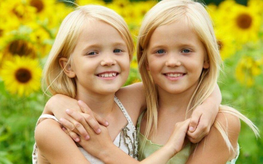Informacija tėvams: ką daryti, kad mažieji neperkaistų?
