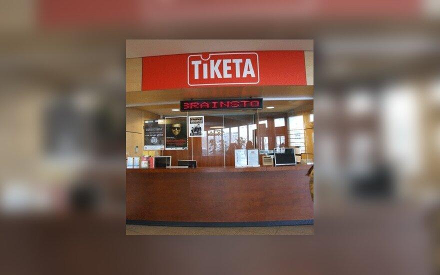 """""""Tiketa"""" vadovo kėdėje V.Kernagį keičia V.Šiugždinis"""