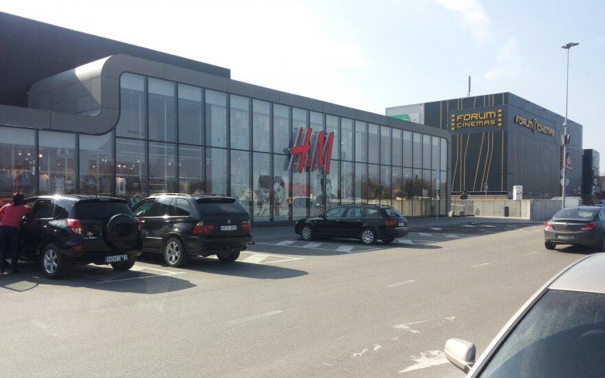 Už 47 mln. eurų parduotas didžiausias Panevėžio prekybos centras