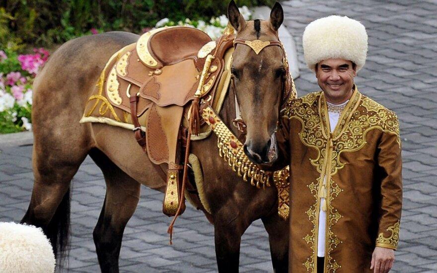 Gurbangulis Merdimuhamedovas