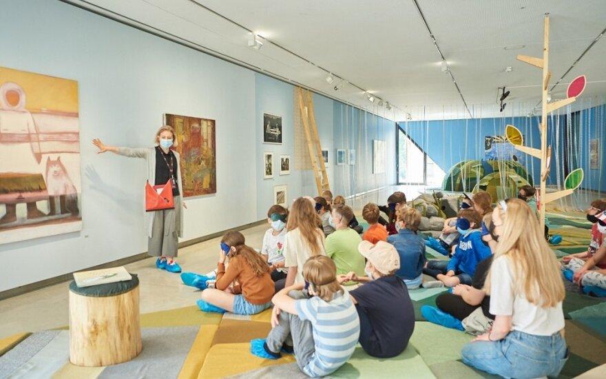 MO muziejaus mokymai – tai, ko reikia šiuolaikiniam mokytojui
