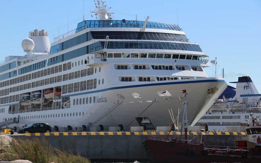 Klaipėdoje jau apsilankė daugiau kaip pusė ketinančių atplaukti kruizinių laivų