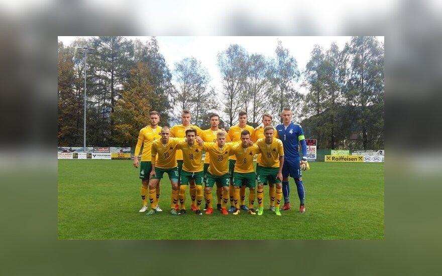 Lietuvos U19 futbolo rinktinė