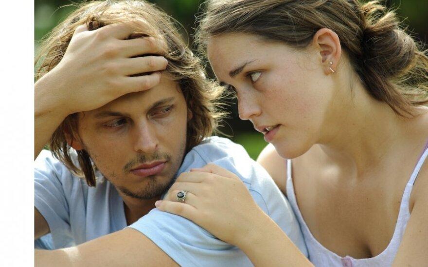 Kaune studentai paramos prašo poromis