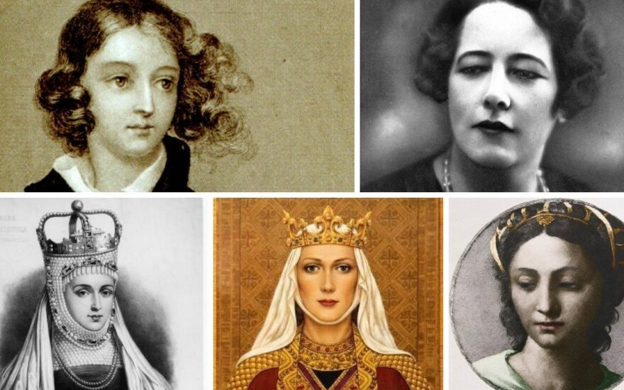 Įtakingiausios Lietuvos moterys