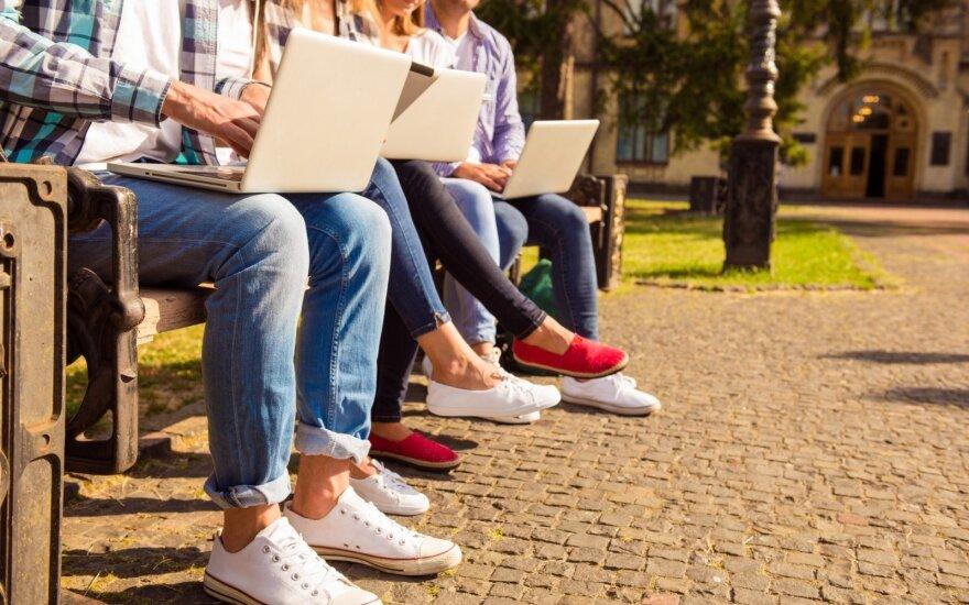 Klaipėda užsienio studentų akimis: labiausiai sužavėjusios vietos ir noras išmokti lietuviškai