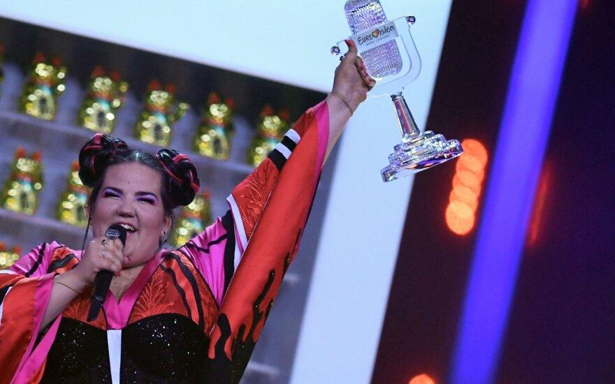 Įvertink! Eurovizijos finalo nugalėtoja – kodėl jai pasisekė?