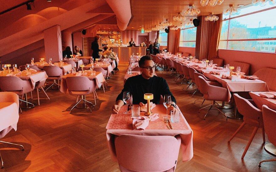 Rožinis restoranas