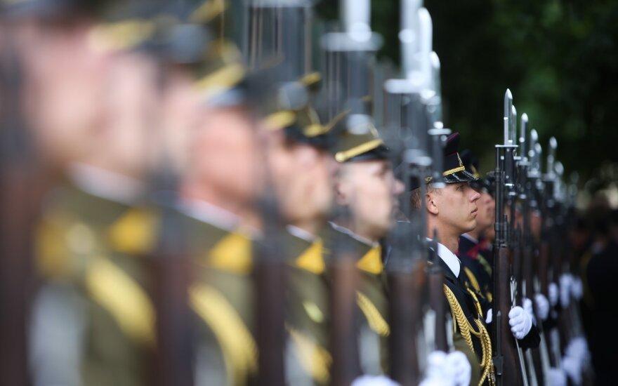 Prisimenant Lietuvos okupacijos 80-metį bus pagerbti žuvę kariai