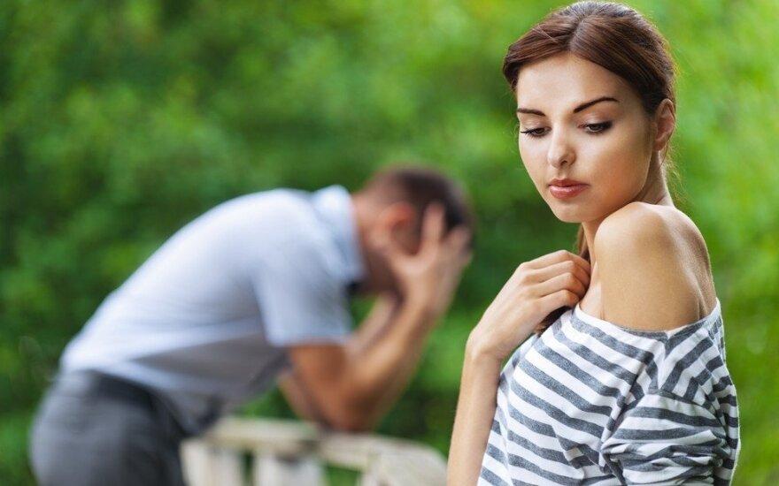 Psichologų patarimai, kaip palikti žmogų, suteikiant jam kuo mažiau skausmo