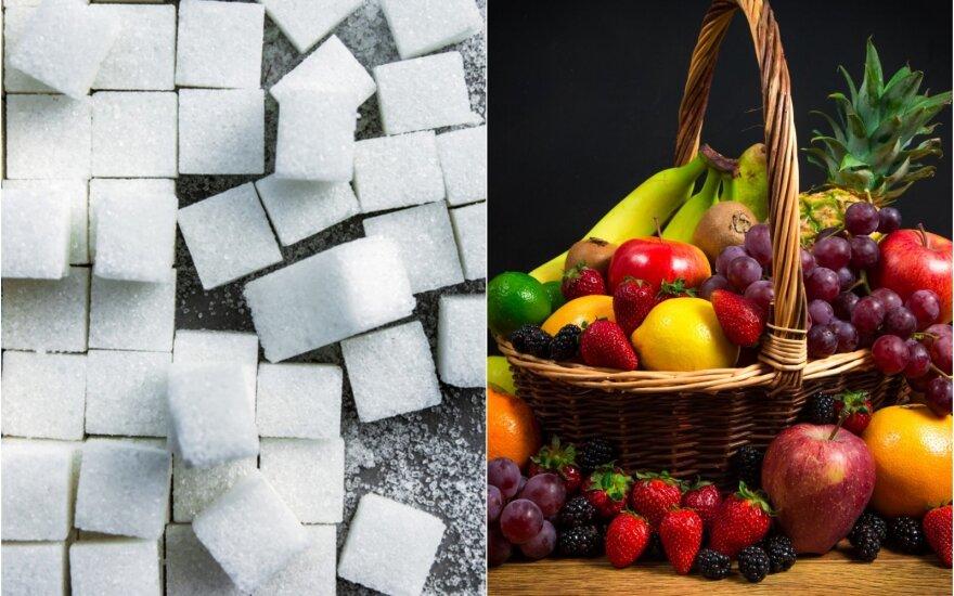 Nusprendė maitintis sveikai – visiškai atsisakė cukraus: kodėl tai nėra gerai?