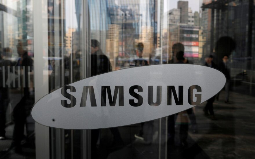 """""""Samsung"""" atidaro didžiausią pasaulyje išmaniųjų telefonų gamyklą"""