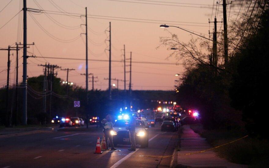 Teksase nugriaudėjo šeštas sprogimas, bet su ankstesniais sprogdinimais jis nesusijęs