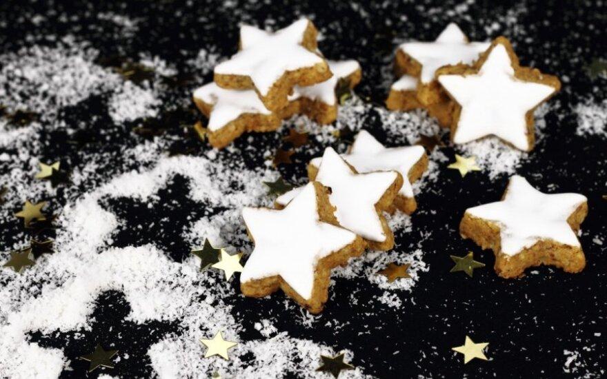 Sausainiai su imbieru