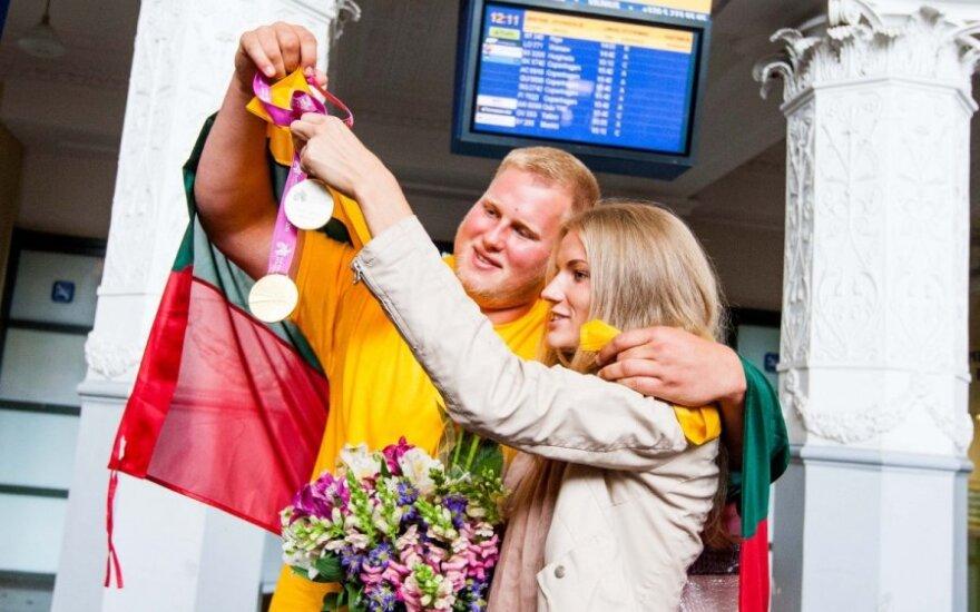 Paaiškėjo kandidatai laimėti geriausių Lietuvos metų sportininkų apdovanojimus
