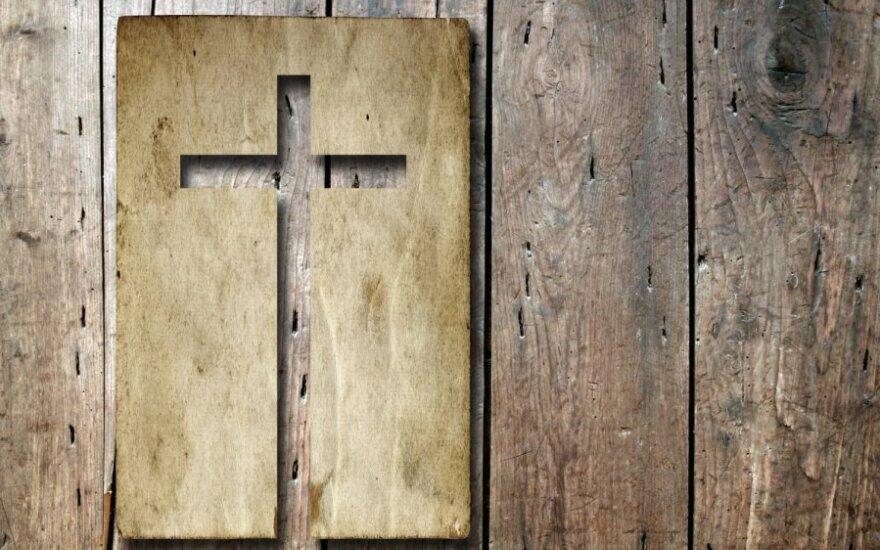 Laukžemės bažnytėlėje - neįtikėtinas radinys