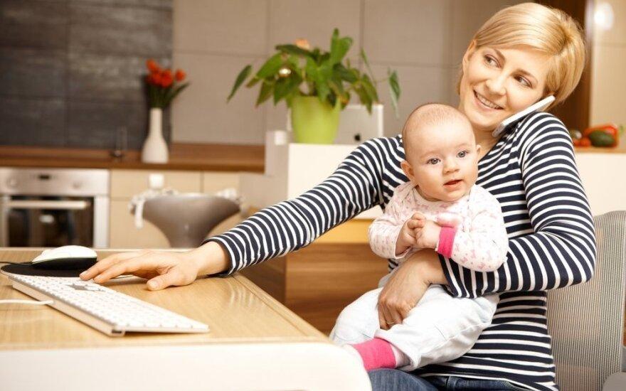 Profesinės sėkmės kaina: kaip būti gera žmona, mama ir laiminga moterimi?