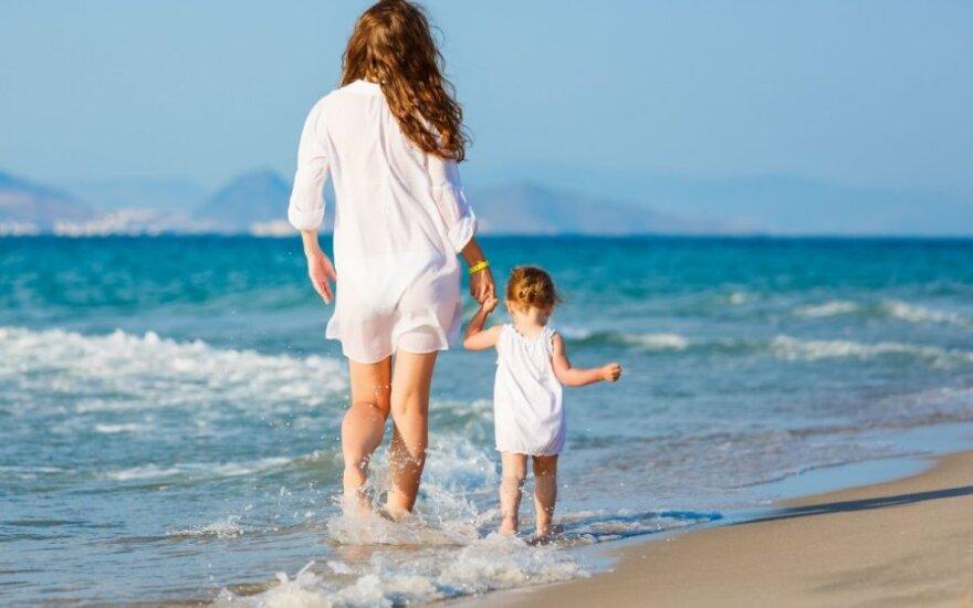 7 laimingų mamų paslaptys