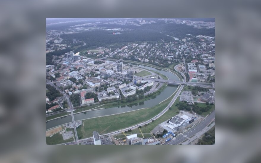 Vilnius, Neris